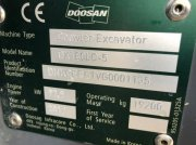 Kettenbagger a típus Doosan DX180LC-5, Gebrauchtmaschine ekkor: Bleiswijk
