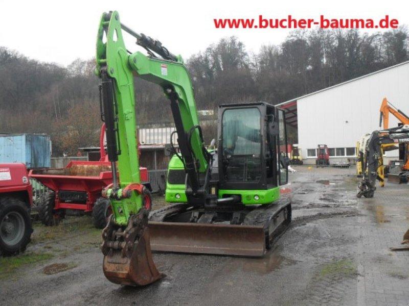 Kettenbagger a típus Eurocomach ES 850 ZT, Gebrauchtmaschine ekkor: Obrigheim (Kép 1)