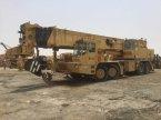 Kettenbagger des Typs Grove TM9120 ekkor: NB Beda
