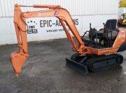 Kettenbagger des Typs Hitachi EX15, Gebrauchtmaschine in Leende