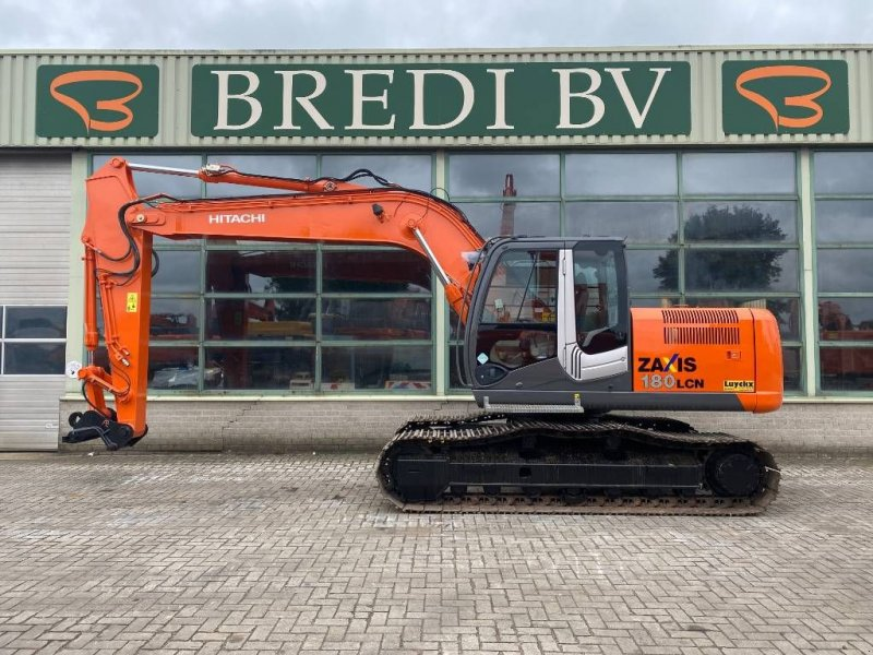 Kettenbagger типа Hitachi ZX 180 LC N-3, Gebrauchtmaschine в Roosendaal (Фотография 1)