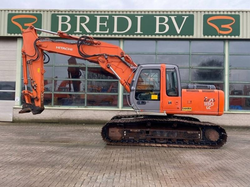 Kettenbagger tip Hitachi ZX 180 LC, Gebrauchtmaschine in Roosendaal (Poză 1)