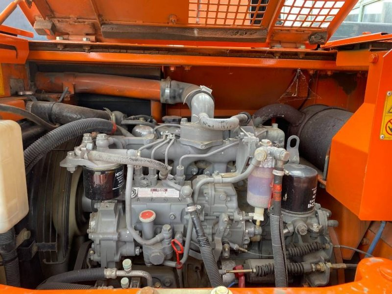 Kettenbagger des Typs Hitachi ZX 85 US, Gebrauchtmaschine in Roosendaal (Bild 10)