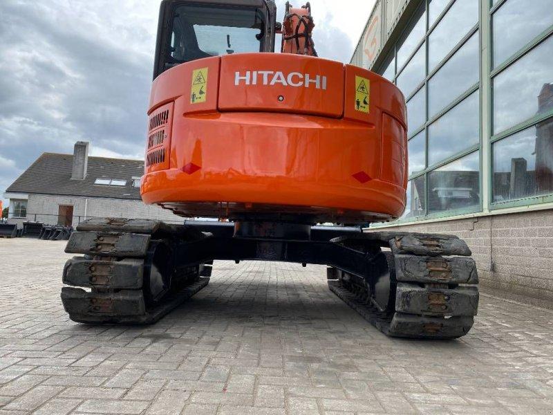 Kettenbagger des Typs Hitachi ZX 85 US, Gebrauchtmaschine in Roosendaal (Bild 7)