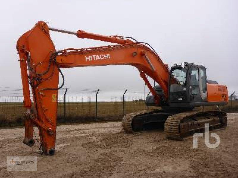 Kettenbagger tip Hitachi ZX350LCN-3, Gebrauchtmaschine in Ocana (Poză 1)