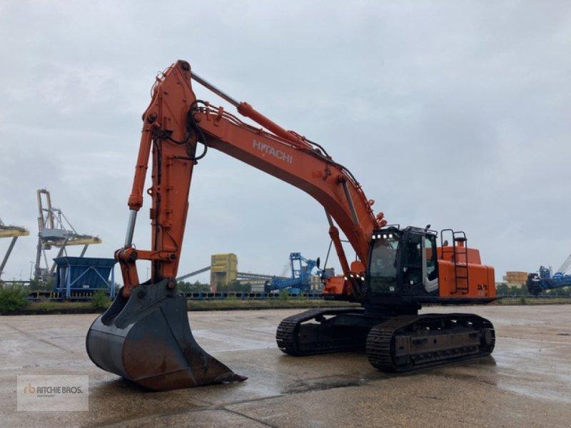 Kettenbagger типа Hitachi ZX470LCH-3, Gebrauchtmaschine в Le Havre (Фотография 1)