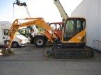 Kettenbagger des Typs Hyundai R 60 in Obrigheim