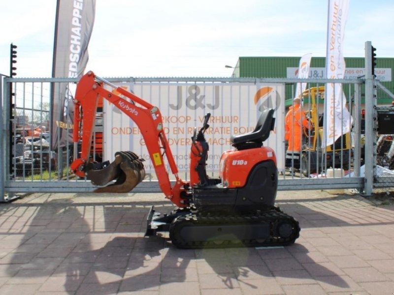 Kettenbagger tipa Kubota U10-3 - MARGE MACHINE, Gebrauchtmaschine u Sint Willebrord (Slika 1)