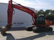 Kettenbagger tip New Holland Kobelco E215, Gebrauchtmaschine in Leende
