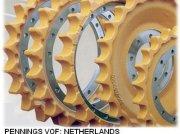 Kettenbagger typu Sonstige ALLE MERKEN ROL rubberen rups sprocket span, Gebrauchtmaschine w Nuland