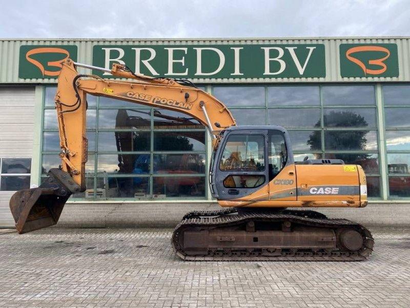 Kettenbagger des Typs Sonstige Case CX 180, Gebrauchtmaschine in Roosendaal (Bild 1)
