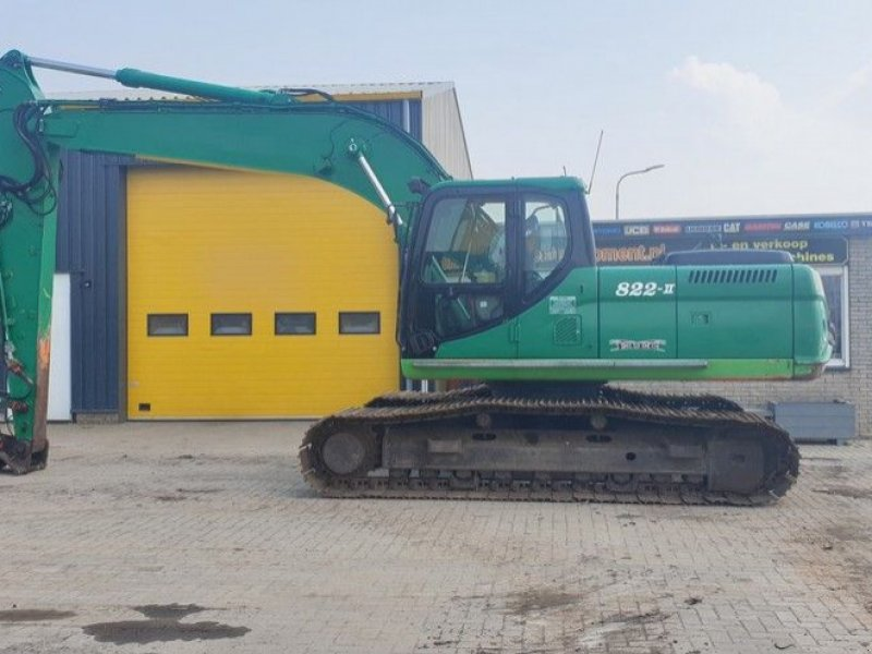 Kettenbagger типа Sonstige Doosan/ETEC 225/822, Gebrauchtmaschine в Krabbendijke (Фотография 1)