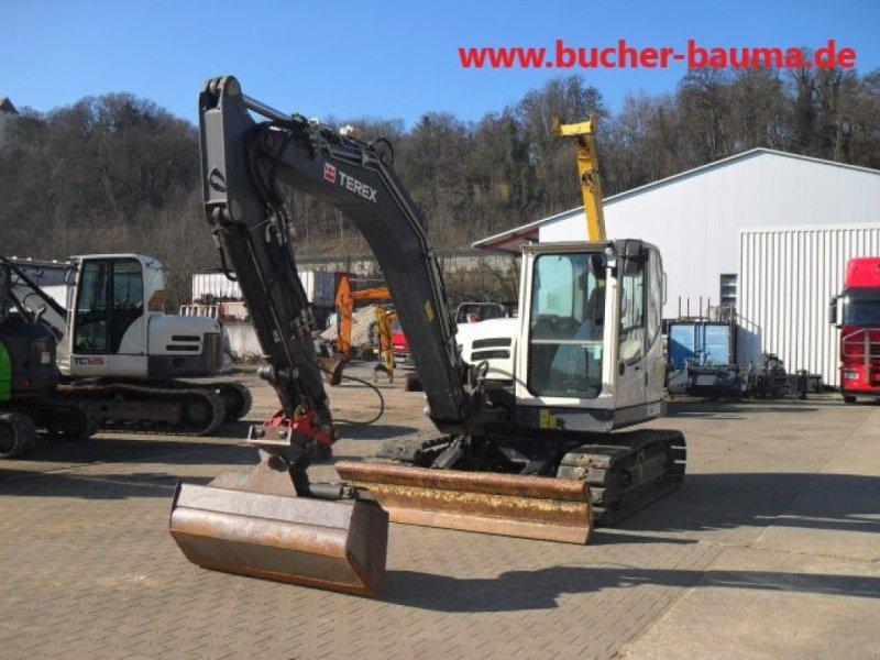 Kettenbagger des Typs Terex TC 85, Gebrauchtmaschine in Obrigheim (Bild 1)