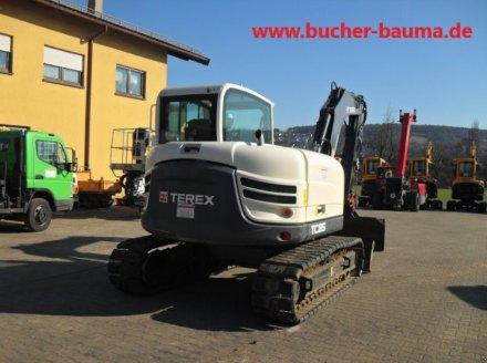 Kettenbagger типа Terex TC 85, Gebrauchtmaschine в Obrigheim (Фотография 5)