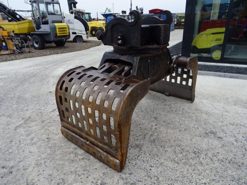 Kettenbagger des Typs Verachtert CW30/40 aansluiting, Gebrauchtmaschine in Holten (Bild 1)