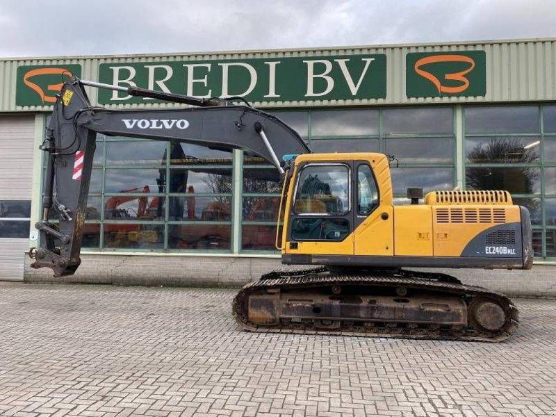 Kettenbagger типа Volvo EC 240 B N LC, Gebrauchtmaschine в Roosendaal (Фотография 1)