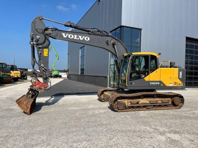 Kettenbagger des Typs Volvo EC160E L, Gebrauchtmaschine in Holten (Bild 1)