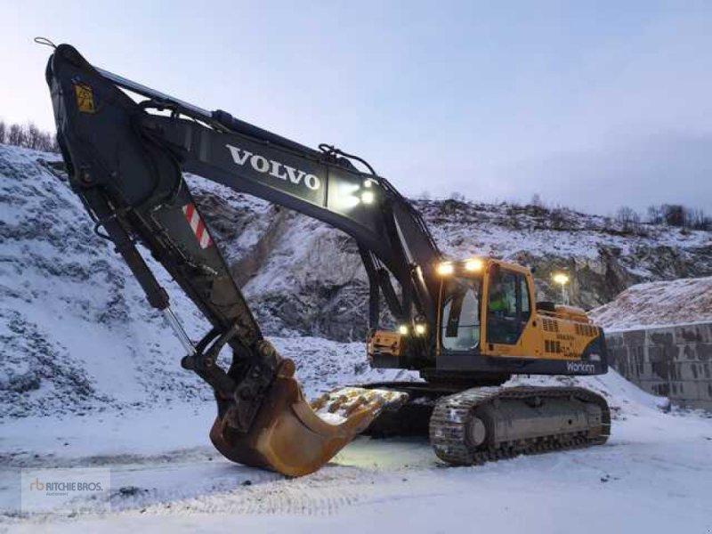 Kettenbagger типа Volvo EC460BLC, Gebrauchtmaschine в Troms (Фотография 1)