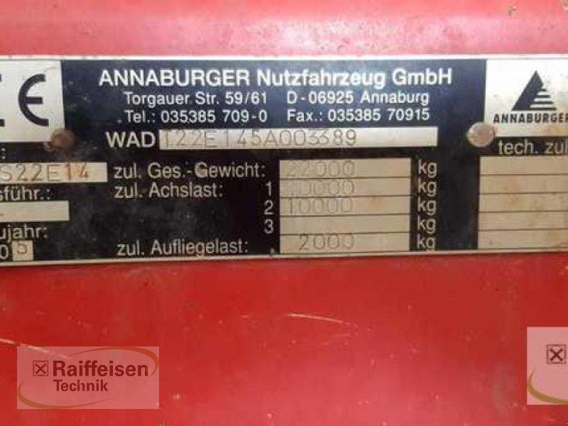 Kipper des Typs Annaburger HTS 22.14, Gebrauchtmaschine in Wipperdorf (Bild 3)
