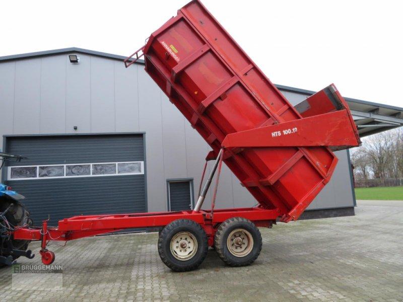 Kipper des Typs Annaburger Muldenkipper Annaburger, 13,5 Tonnen, Tandem, Einsatzbereit, Gebrauchtmaschine in Meppen (Bild 1)