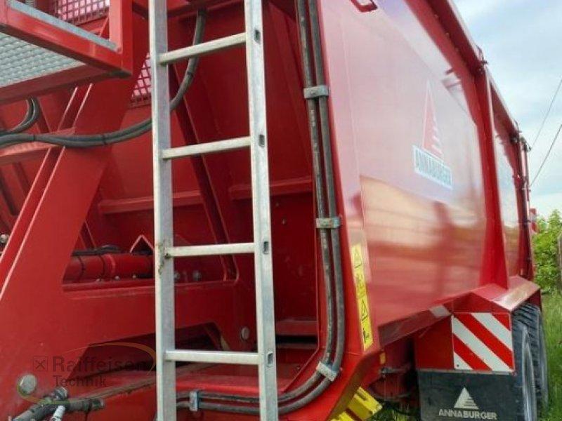 Kipper des Typs Annaburger SchubMax, Gebrauchtmaschine in Gera (Bild 1)