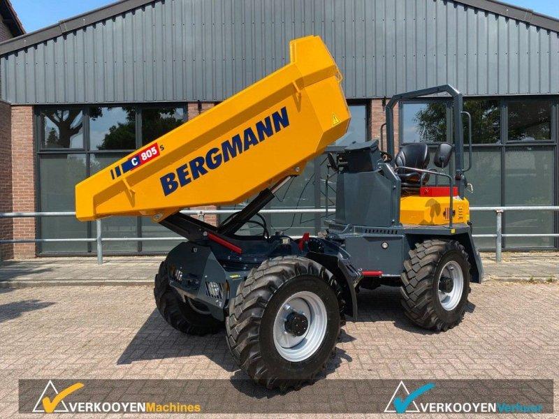 Kipper типа Bergmann C805s 70hp -  Swivel Dumper, Gebrauchtmaschine в Vessem (Фотография 1)