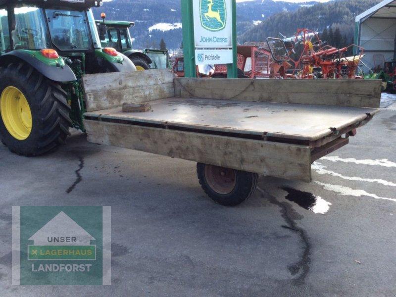 Kipper des Typs Brantner 4 Tonnen Kipper, Gebrauchtmaschine in Murau (Bild 1)
