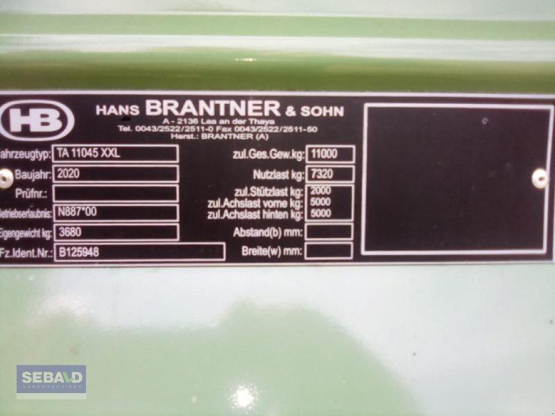 Kipper des Typs Brantner Dreiseitenkipper TA11045 XXL, Gebrauchtmaschine in Zweibrücken (Bild 5)