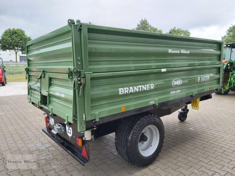 Kipper des Typs Brantner E 6035 Euro-Line, Gebrauchtmaschine in Eching (Bild 6)