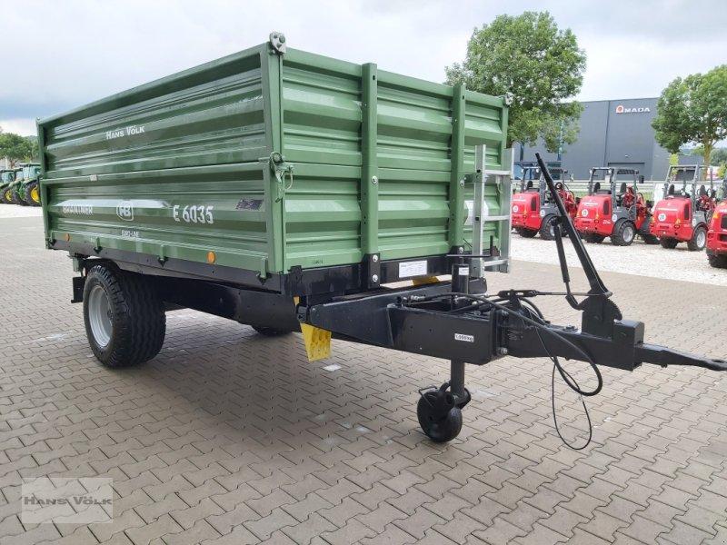 Kipper des Typs Brantner E 6035 Euro-Line, Gebrauchtmaschine in Eching (Bild 7)