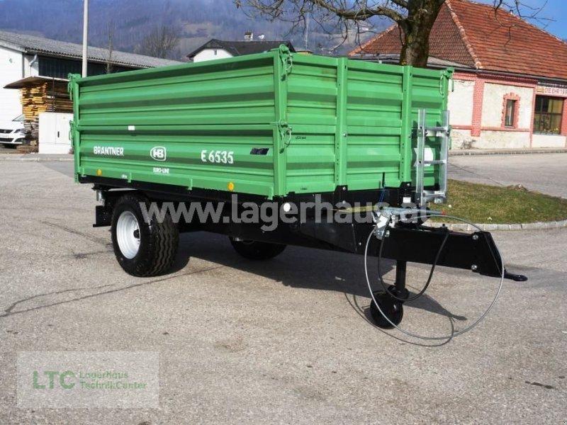 Kipper des Typs Brantner E 6535 EURO-LINE, Vorführmaschine in Kirchdorf (Bild 1)