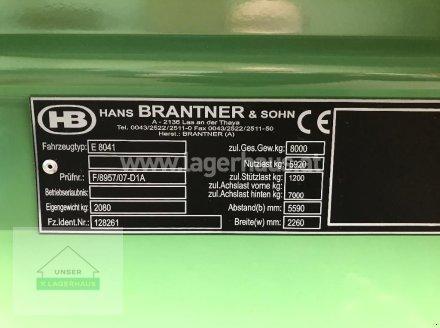 Kipper des Typs Brantner E8041, Gebrauchtmaschine in Pregarten (Bild 2)