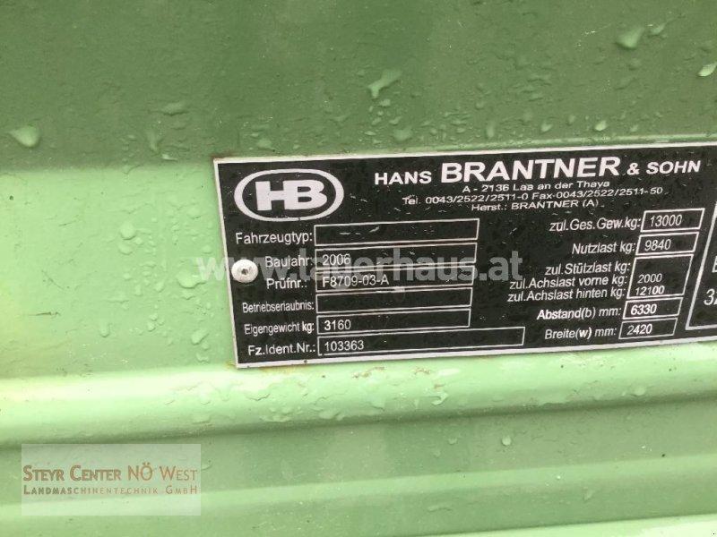 Kipper des Typs Brantner TA 13045 XXL, Gebrauchtmaschine in Purgstall (Bild 3)