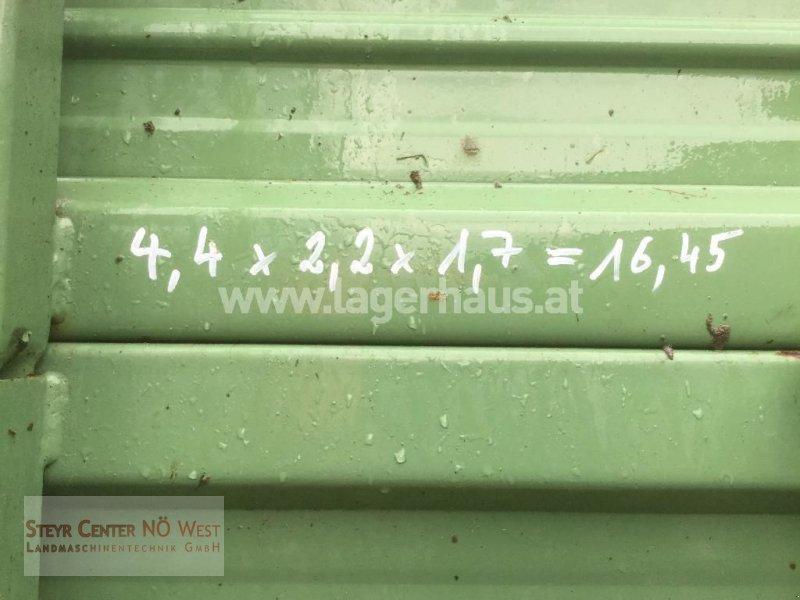 Kipper des Typs Brantner TA 13045 XXL, Gebrauchtmaschine in Purgstall (Bild 2)