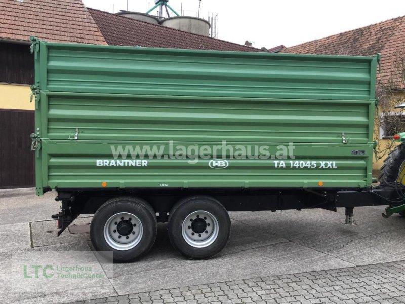Kipper des Typs Brantner TA 14045 XXL PRIVATVK, Gebrauchtmaschine in Korneuburg (Bild 1)