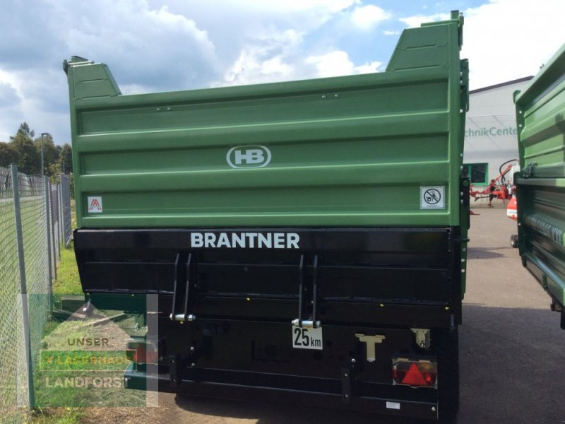 Kipper a típus Brantner TA 14045 XXL, Neumaschine ekkor: Knittelfeld (Kép 4)