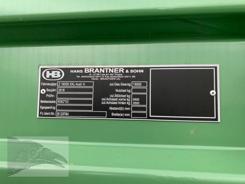 Kipper des Typs Brantner Z 18051/G, Neumaschine in Hermannsburg (Bild 6)
