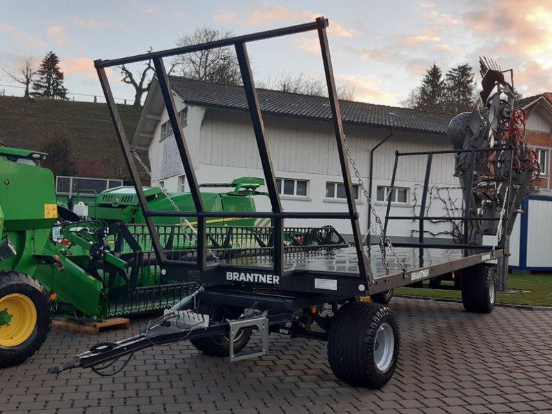Kipper des Typs Brantner ZPW12000 Aktion, Neumaschine in Ersingen (Bild 1)