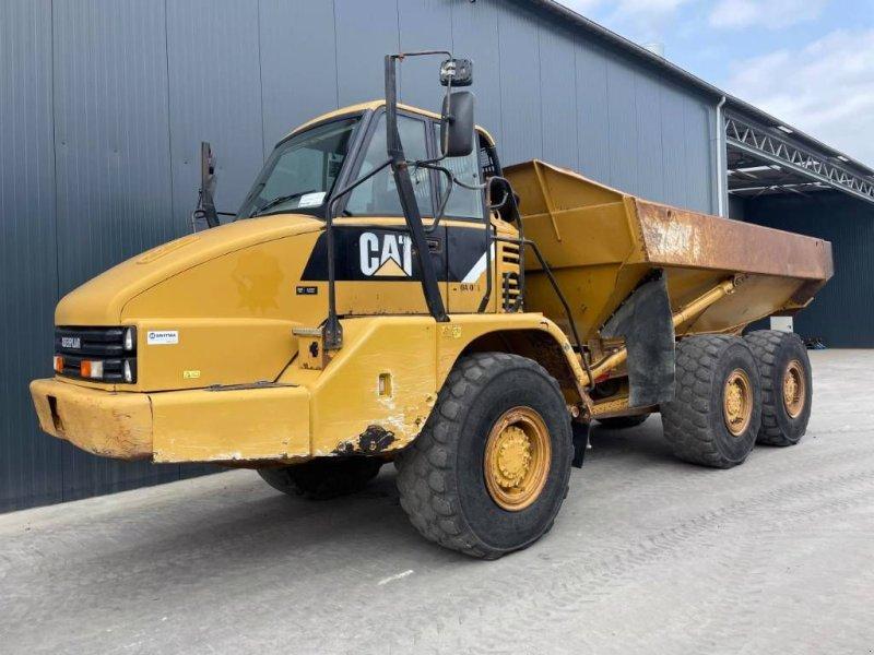 Kipper типа Caterpillar 730, Gebrauchtmaschine в Venlo (Фотография 1)