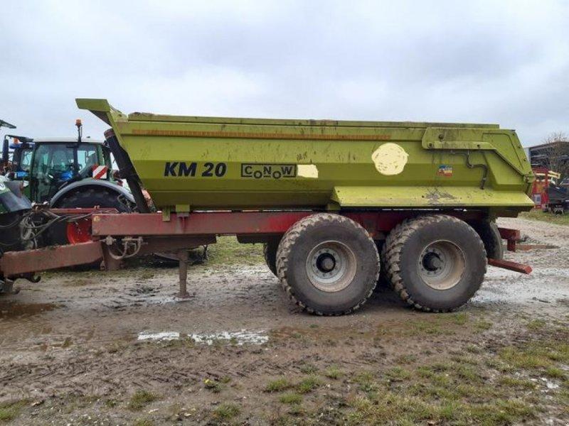 Kipper des Typs Conow KM 20 KIESMULDE, Gebrauchtmaschine in Walsrode (Bild 1)