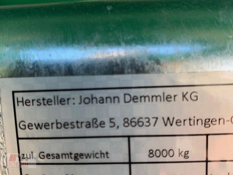 Kipper des Typs Demmler TDK 80 L, Neumaschine in Neuweiler (Bild 4)