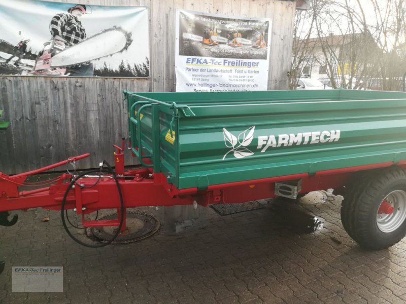 Kipper типа Farmtech EDK500, Neumaschine в Obing (Фотография 1)