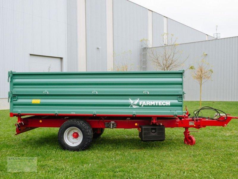 Kipper des Typs Farmtech EDK800, Neumaschine in Obing (Bild 1)