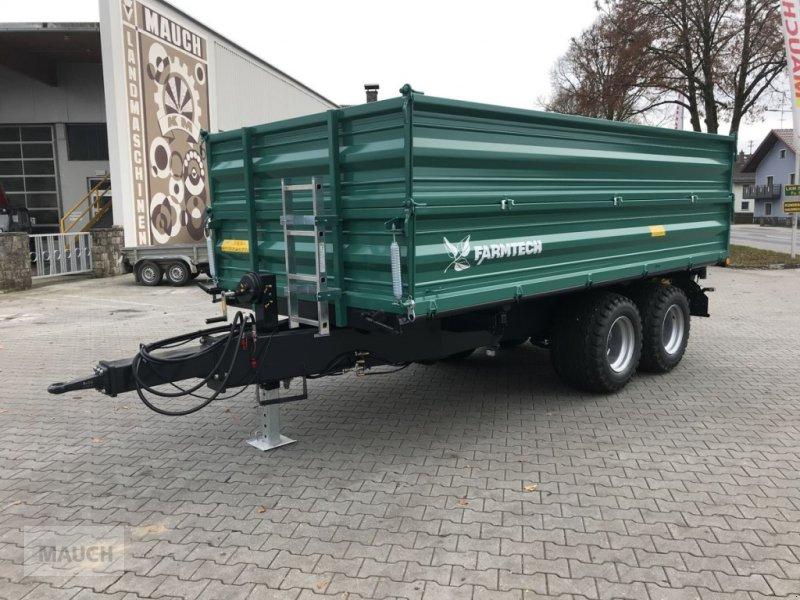 Kipper des Typs Farmtech Farmtech TDK 1500, Neumaschine in Burgkirchen (Bild 1)