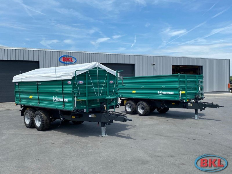 Kipper типа Farmtech TDK 1100S, Neumaschine в Rovisce (Фотография 1)