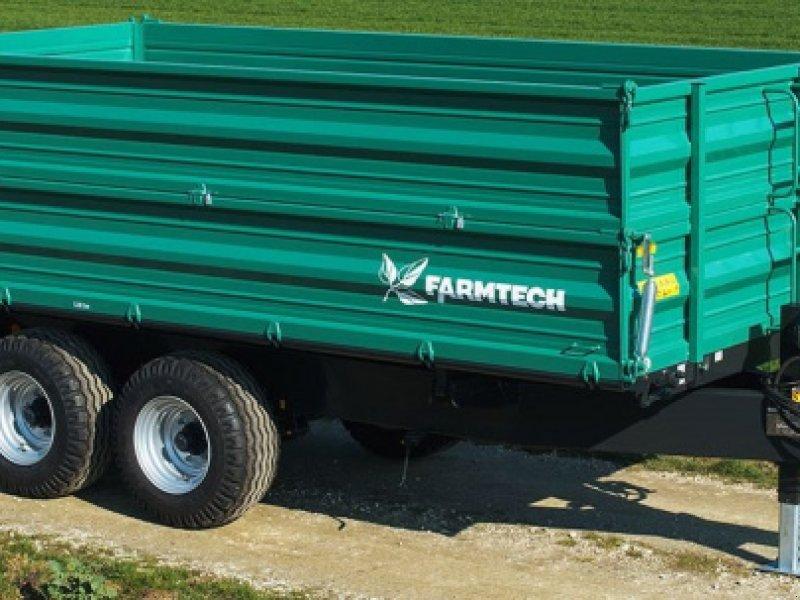 Kipper des Typs Farmtech TDK 1100S, Neumaschine in Donaueschingen (Bild 1)