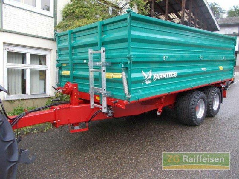 Kipper des Typs Farmtech TDK 1500, Gebrauchtmaschine in Waldshut-Tiengen (Bild 1)