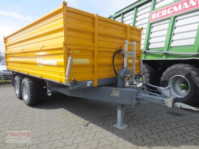 Kipper des Typs Farmtech TDK 800, Gebrauchtmaschine in Bockel - Gyhum (Bild 1)