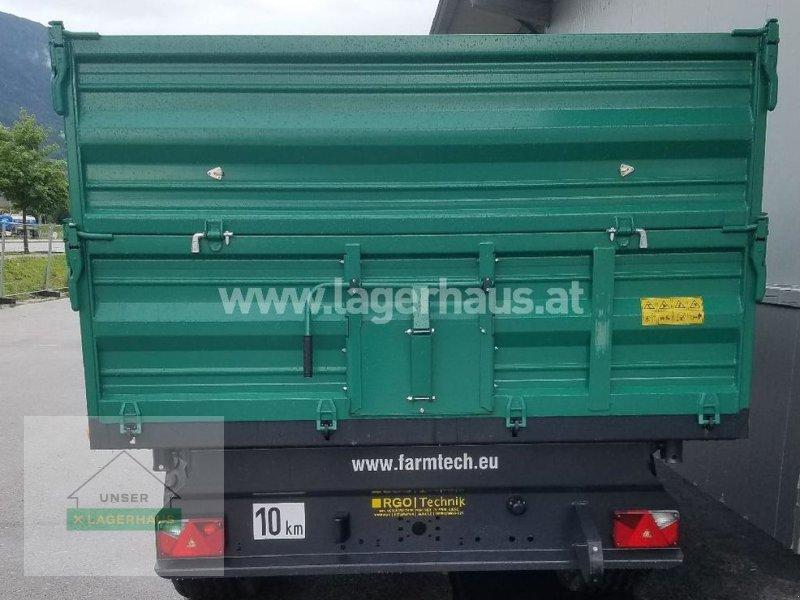 Kipper a típus Farmtech TDK1100, Neumaschine ekkor: Lienz (Kép 2)