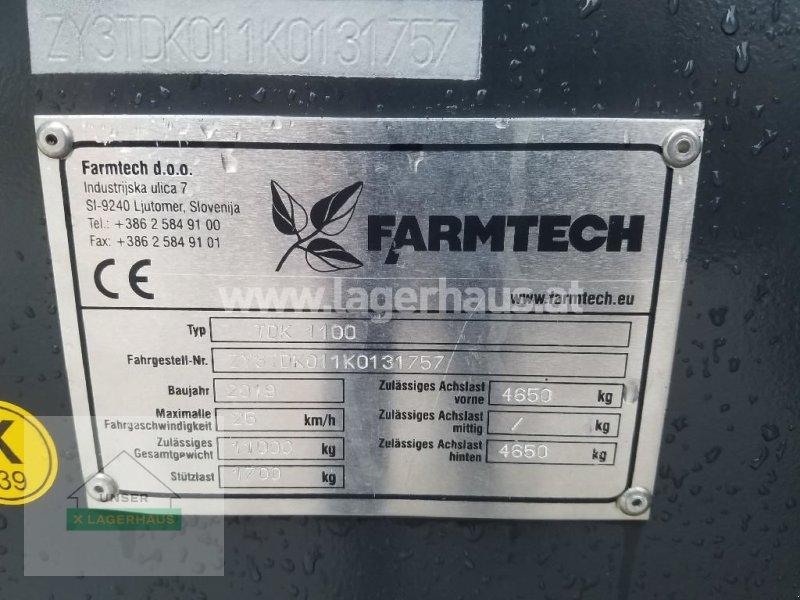 Kipper a típus Farmtech TDK1100, Neumaschine ekkor: Lienz (Kép 7)